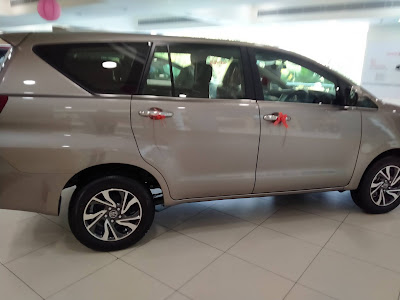 Toyota Innova Crysta 2021