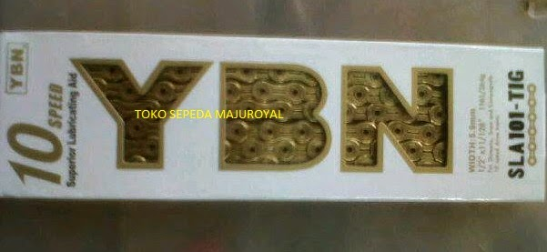 rantai ybn gold titanium