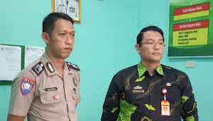 Direktur RSUD Riyacudu Kotabumi di acam dengan senjata tajam