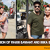Friends Reunion: Mika Singh and Rakhi Sawant reunite following their old kiss feud?