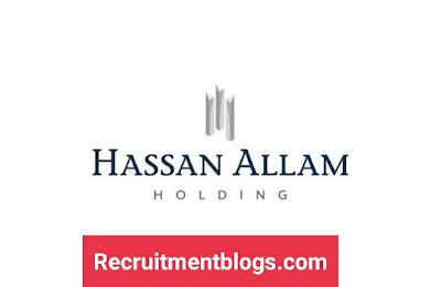 Summer Internship At Hassan Allam Holding