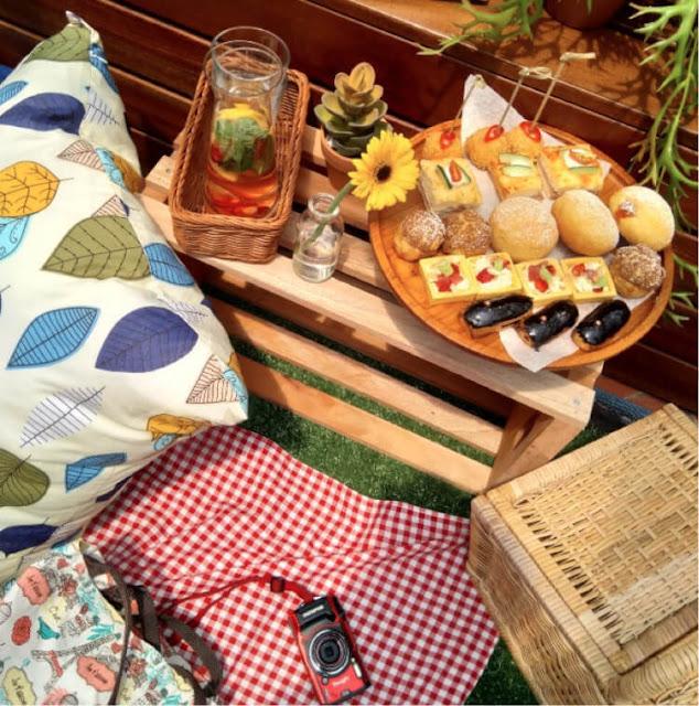 camilan sehat untuk piknik