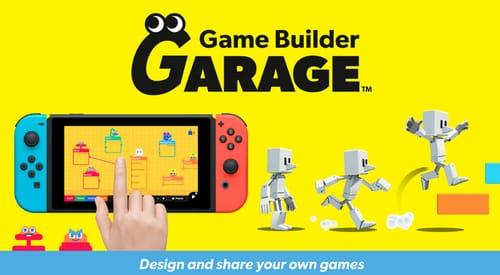 Nintendo brings a new game to aspiring game designers