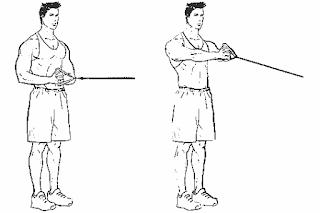 برنامج تمارين حرق دهون و إظهار عضلات البطن السكس باك و شدها في 12 أسبوع