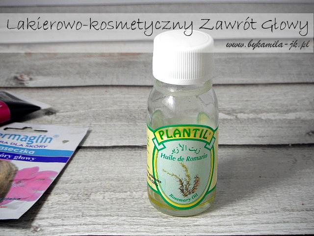 olejek rozmarynowy Plantil