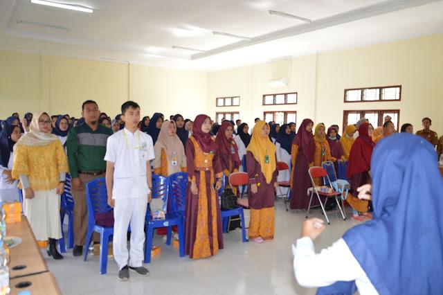 KKN Prodi Farmasi dilaksanakan di Kecamatan Taman Rajo, Kab. Muaro Jambi
