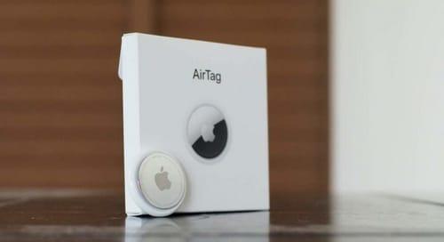 Apple AirTag Tracker has hidden developer menu