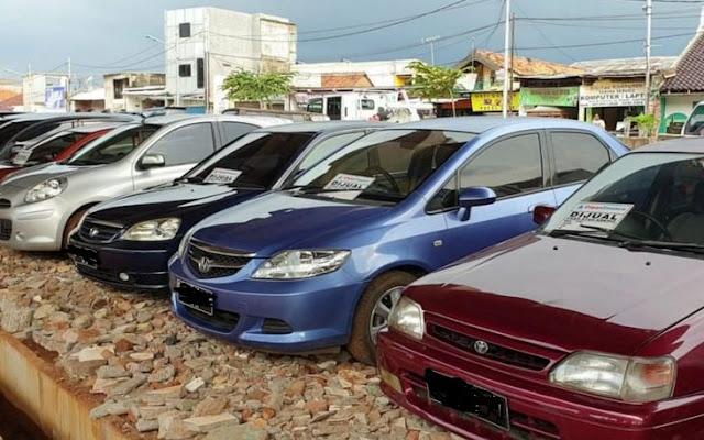 cara merawat mobil bekas