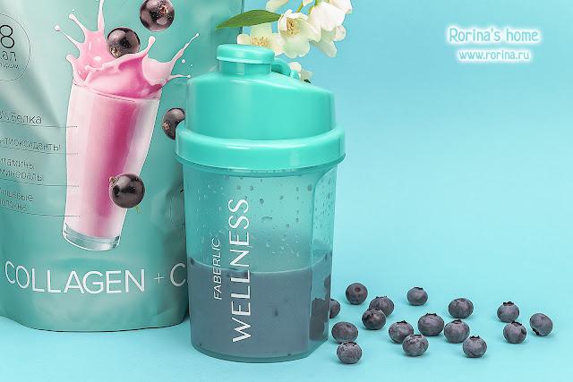 Белковый протеиновый коктейль Faberlic Wellness для похудения: отзывы