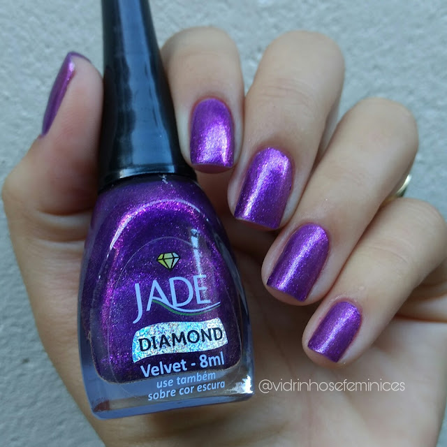velvet diamond  jade