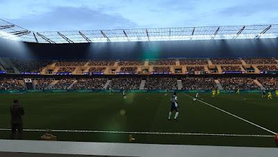 PES 2021 Stadium Stade Oceane
