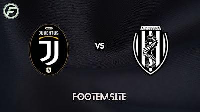 Juventus vs R.C. Cesena