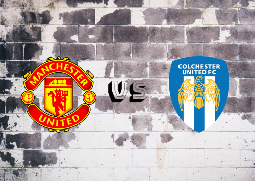 Manchester United vs Colchester United  Resumen y Partido Completo
