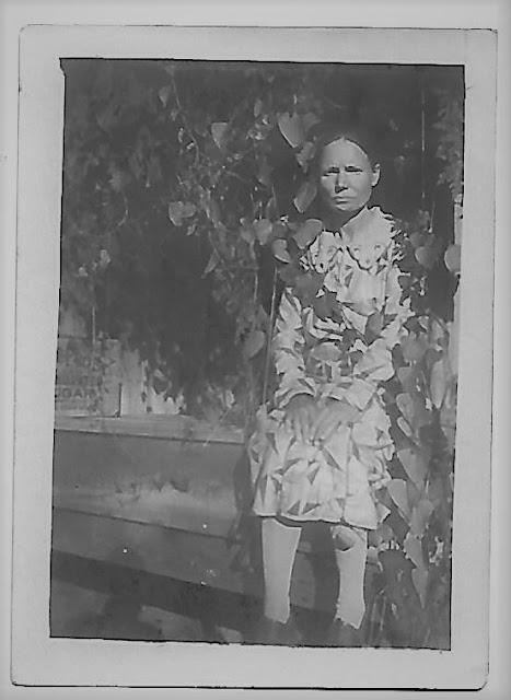 Ida Sapp, Salem Taylor County Florida