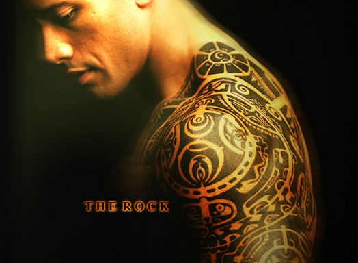 the rock wallpaper for computer - photo #22