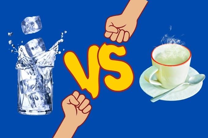 Uống nước ấm hay nước mát thì tốt cho cơ thể hơn?