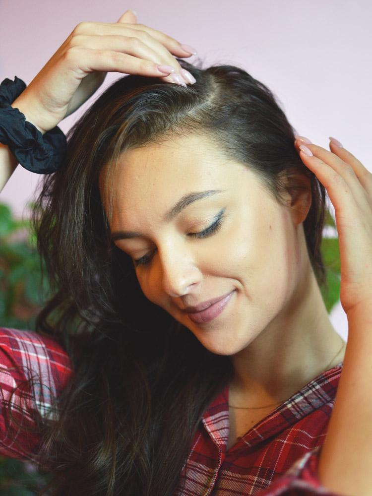 oleje na porost włosów