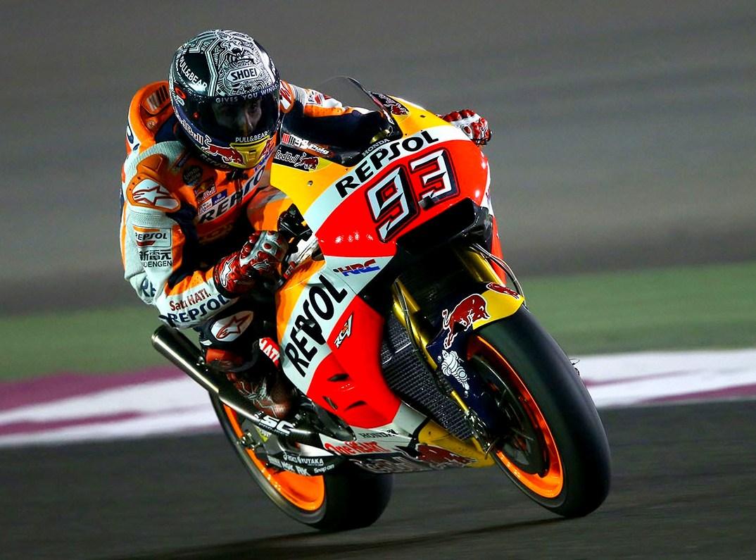 MotoGP 2017 : Merasa nyaman dengan kondisi sirkuit, Marquez optimis bisa podium di Argentina