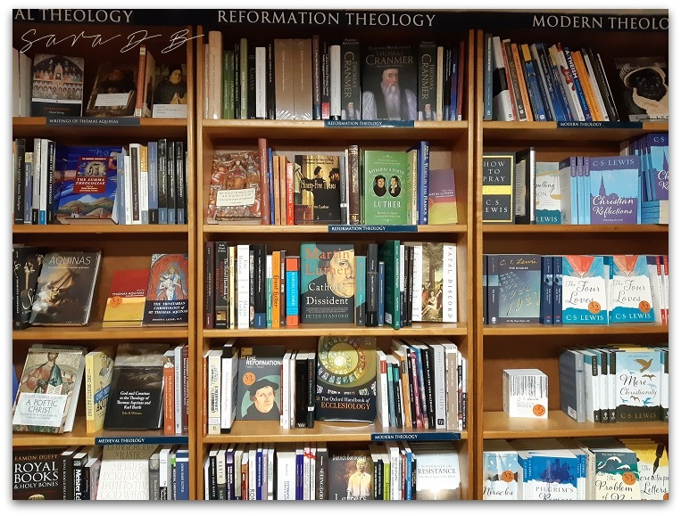 blackwell's bookshop oxford theology reformation