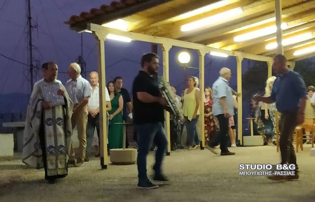 Γιόρτασαν τον Προφήτη Ηλία στο Κεφαλάρι Άργους