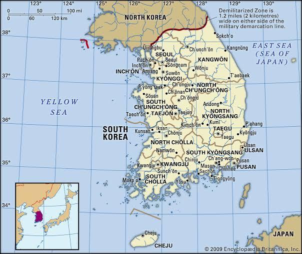 दक्षिण कोरियाची शिक्षण व्यवस्था
