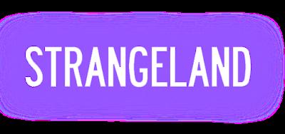 Strangeland Logo - Strangeland is a Paid Steam Game based on buzzle adventure | AdeelDrew