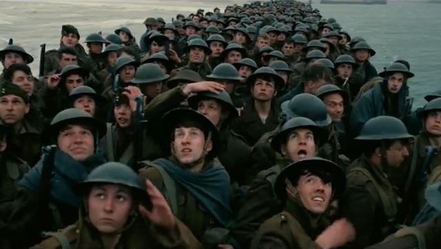 Primer teaser tráiler español de 'Dunkerque' de Christopher Nolan