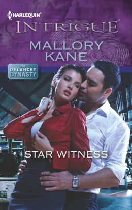 Star Witness (Harlequin Intrigue Series) Mallory Kane