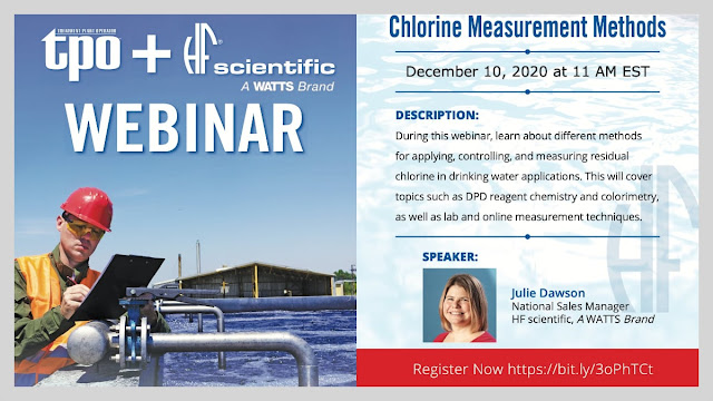 Chlorine Measurement Methods Webinar