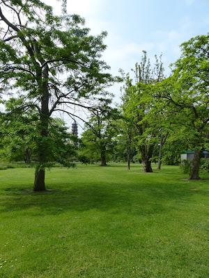 Promenade aux Kew Gardens à Londres