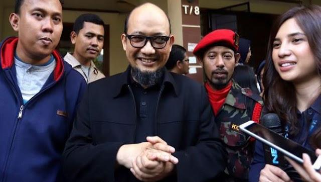 Gonta-ganti Kapolda Metro Jaya, Kasus Novel Baswedan Harus Diungkap, Kalau Tidak Jadi Hutang Seumur Hidup Polri