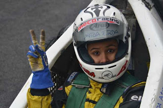 mira-erda-becomes-the-first-indian-female-driver-to-race-in-euro-jk-series
