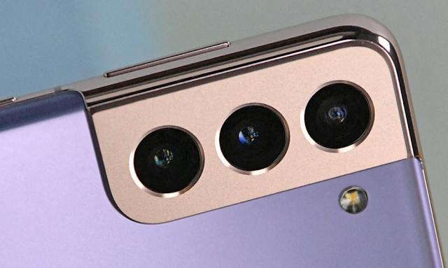 Samsung Galaxy S21 5G Triple Rear Camera Module