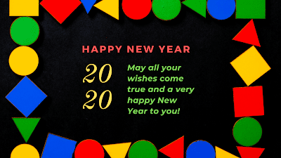 Happy New Year 2020 Love wishes