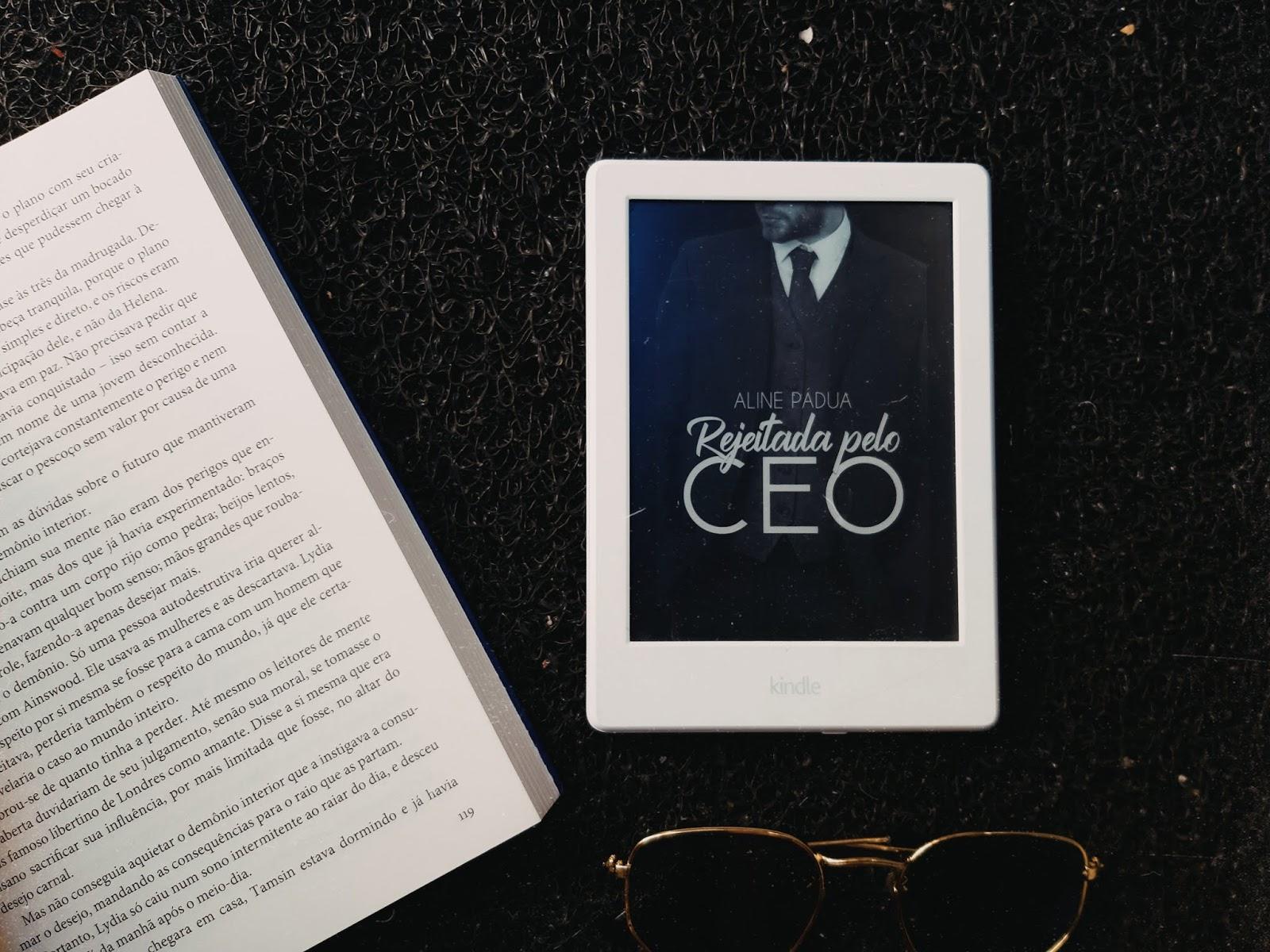 Rejeitada pelo CEO - Aline Pádua | Resenha