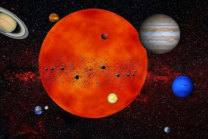 Inilah Beberapa Teori Proses Pembentukan Tata Surya dan Bumi