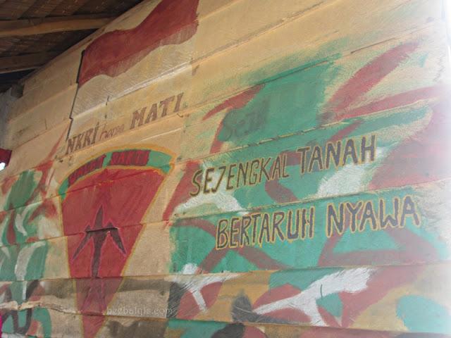 Pesona Indonesia di Temajuk, Kalimantan Barat