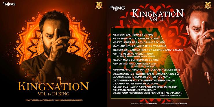 KINGNATION VOL.1 – DJ KING
