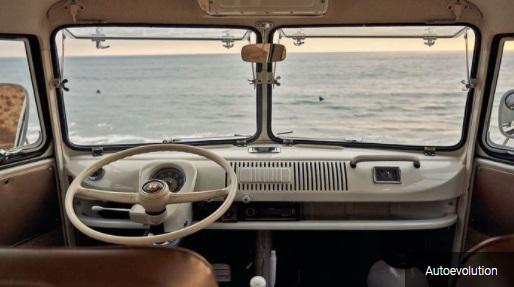 Dashbord kabin VK kombi listrik