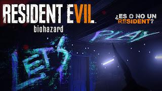 resident evil 7 RE7 resident evil VII