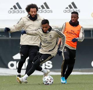 El equipo ya piensa en el debut en la Copa del Rey