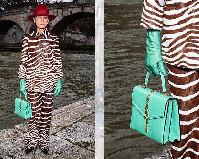Коллекция Gucci Pre-Fall 2020 10