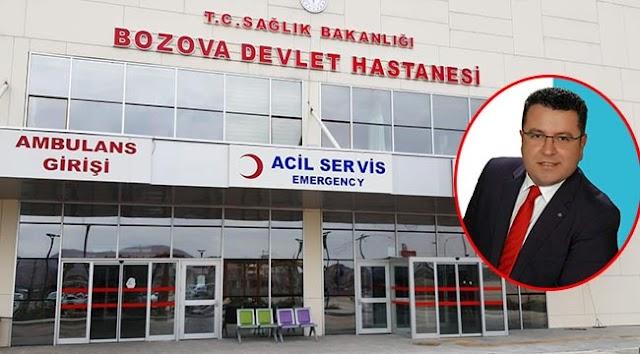 Başhekim Aksoy, duyarsız kalmadı