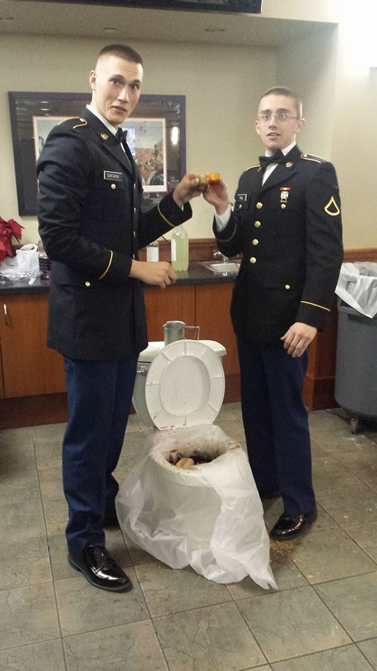 Dining In   A Day in the Life: Army ROTC