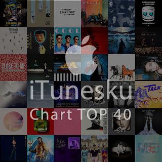 CHART TOP 40 Prambors Bulan Juni 2019