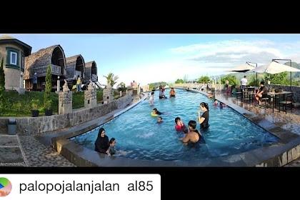 Wisata Kolam Renang Kambo Palopo