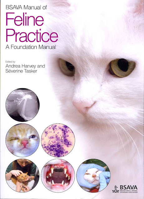 BSAVA Manual of Feline Practice A Foundation Manual  - WWW.VETBOOKSTORE.COM