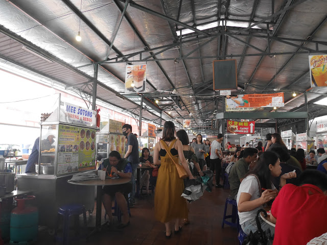 Sri Weld Food Court, Penang, Malaysia