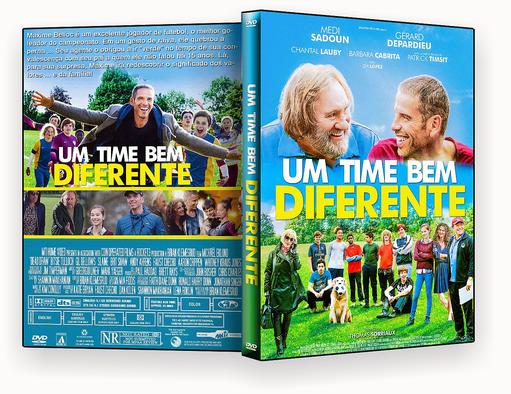 DVD-R UM TIME BEM DIFERENTE – AUTORADO