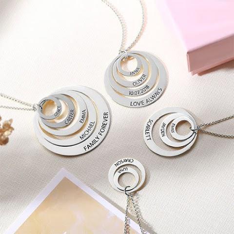 Customized Jewellery From Getnamenecklace
